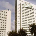 Sofitel Tour blanche de Casablanca 10 ascenseurs de la marque kone.